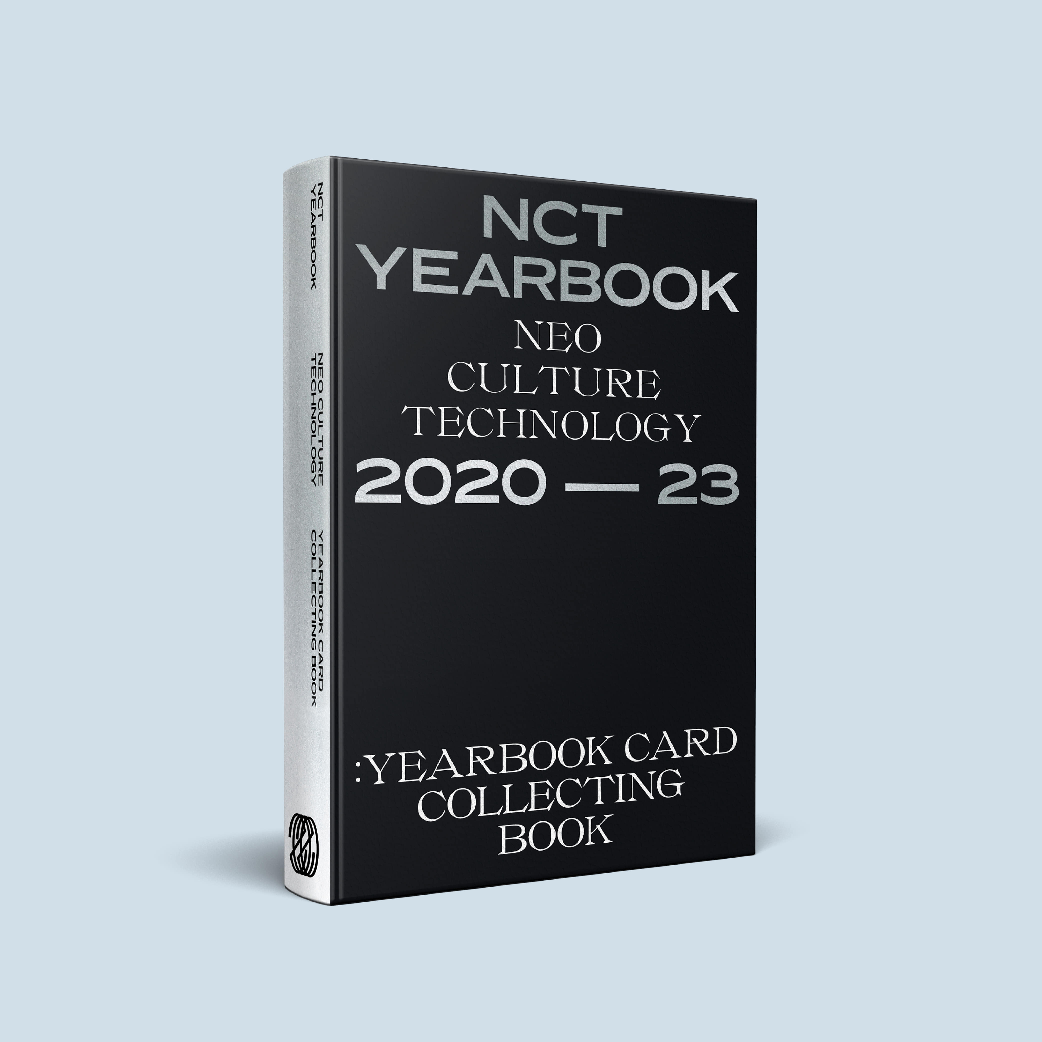 NCT YEARBOOK - Card Collecting Book케이팝스토어(kpop store)